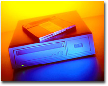 Optical Drive Hardware